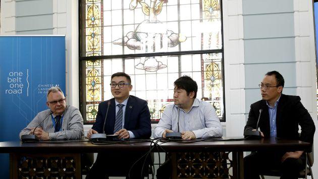 Σημαντική συμφωνία μεταξύ του Τμήματος Πληροφορικής και της Κινεζικής εταιρείας DeepBlue.